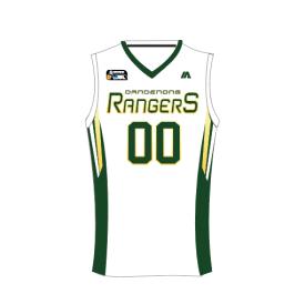 Dandenong Rangers White Singlet