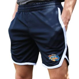 Sydney Flames 2020 Coaches Shorts - Navy / White
