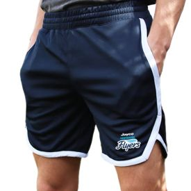 Southside Flyers 2020 Coaches Shorts - Navy / White