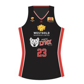 Perth Lynx 2020 Away Replica Jersey
