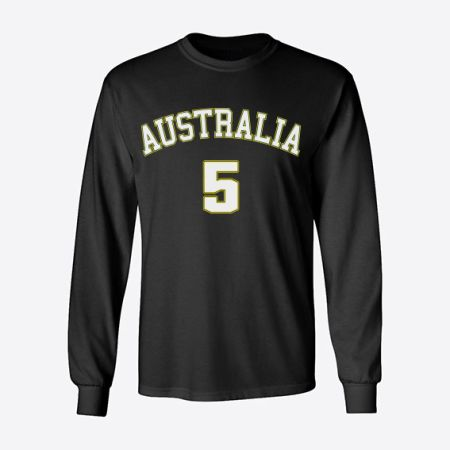 Patty Mills Long Sleeve Tee