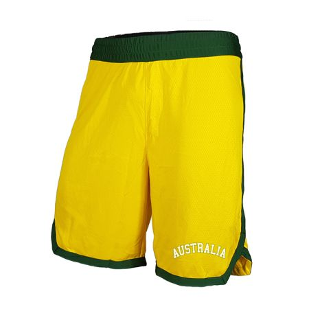 Boomers Shorts Gold