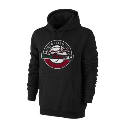 Showdown Black Hoodie