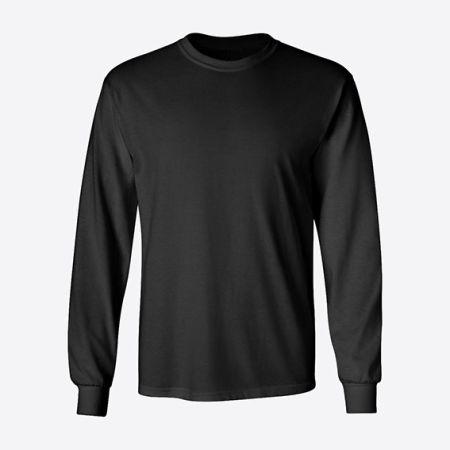 Long Sleeve Tee - Black