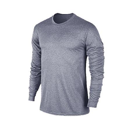 Pro Tech Long Sleeve Tee - Grey