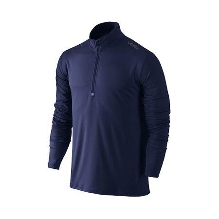 Pro Tech Qtr Zip Jacket - Navy