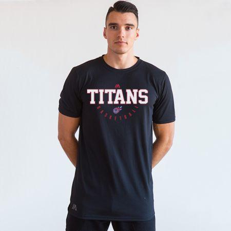 Hawthorn Titans - Tee - Black