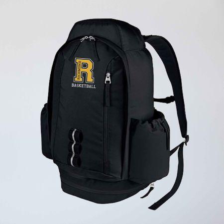 Richmond Riots - Back Pack - Black