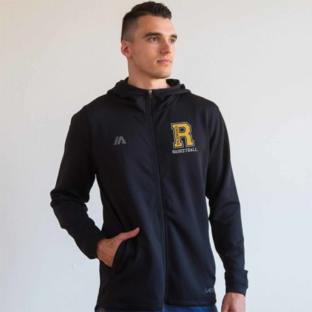 Richmond Riots - Pro Tech Full Zip Hoodie