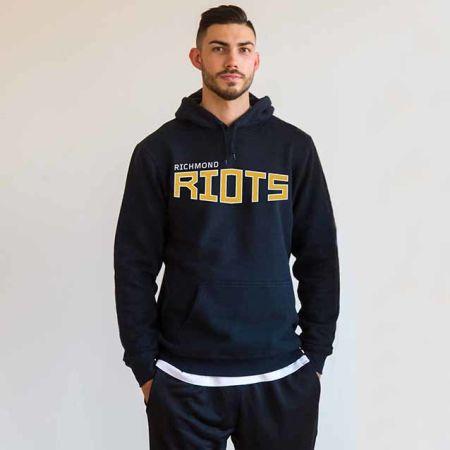 Richmond Riots - Hoodie - Black