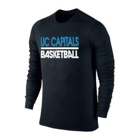 Canberra Capitals Performance Long Sleeve Tee