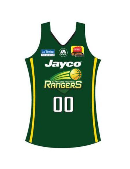Dandenong Rangers Home Replica Jersey
