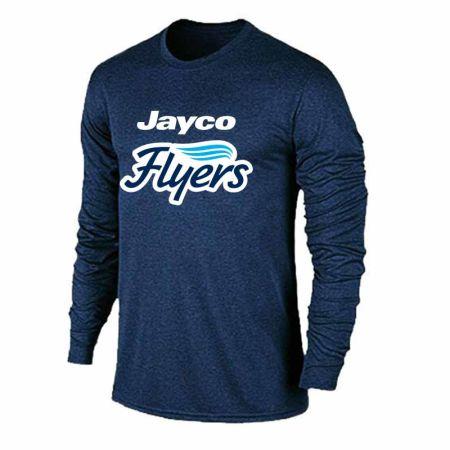 Southside Flyers Performance Long Sleeve Tshirt