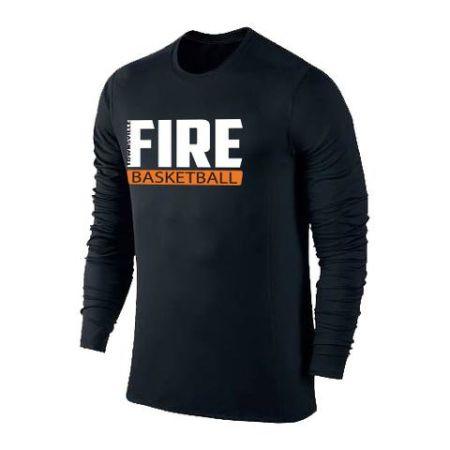 Townsville Fire Performance Long Sleeve Tee