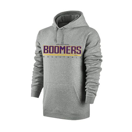 Melbourne Boomers - Hoodie New Age - GREY