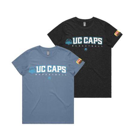 Caps Womens tee pack
