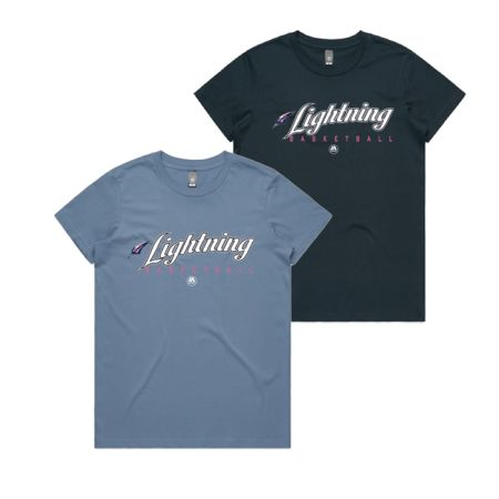 Lightning Womens tee pack