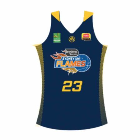 Sydney Flames Home Replica Jersey
