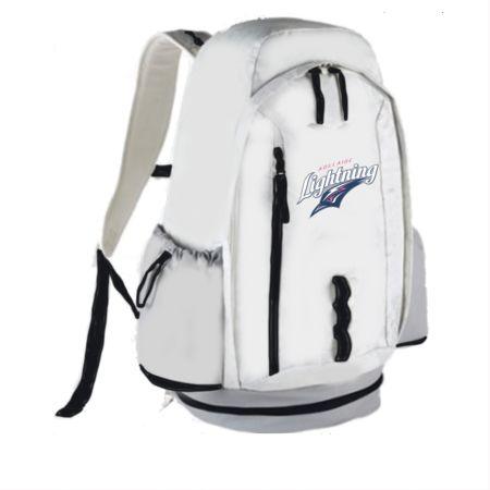 Adelaide Lightning 2020 Backpack white
