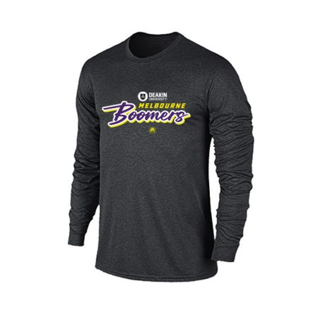 Melbourne Boomers 2020  Long Sleeve tee