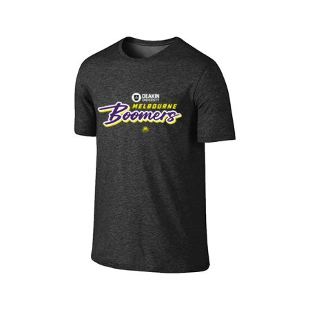 Melbourne Boomers 2020 performance Tee