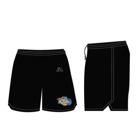 Sydney Flames 2020 Coaches Shorts - Black / Black