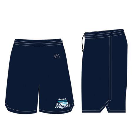 Southside Flyers 2020 Coaches Shorts - Navy / Navy