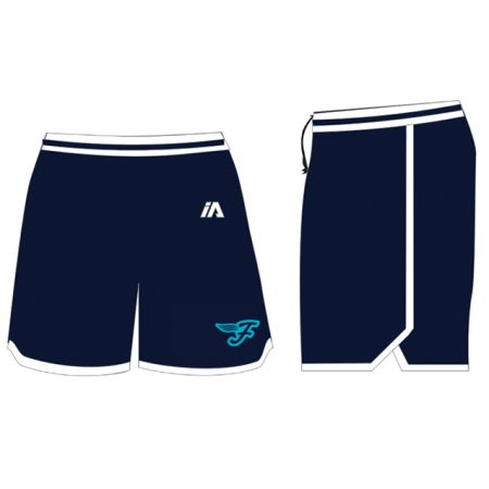 Southside Flyers 2020 Womens Casual Shorts - Navy / White