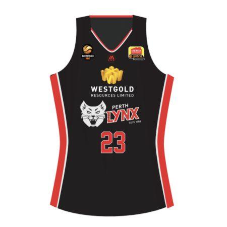 Perth Lynx 2020 Away Replica Jersey