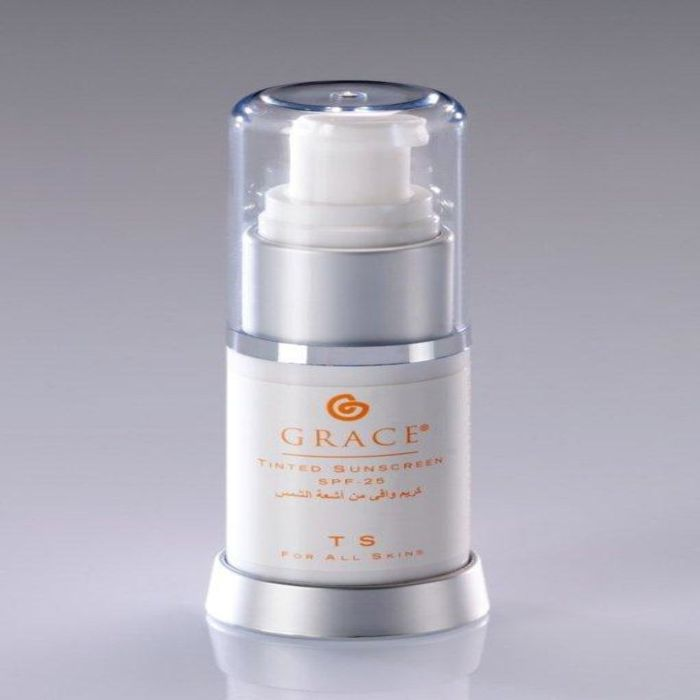 Tinted Sunscreen SPF25防晒霜 18ml