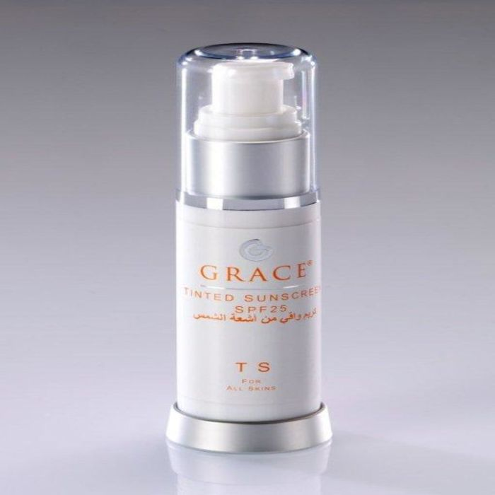 Tinted Sunscreen SPF25 防晒霜 35ml