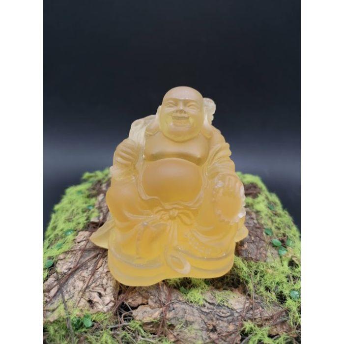 黄琉璃弥勒佛 Golden Glass Maitreya