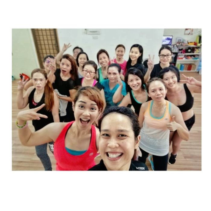 Group Fitness Dance - Individual or Sharing Package (Zumba / Yoga / Fitdance / Tabata) 1hr