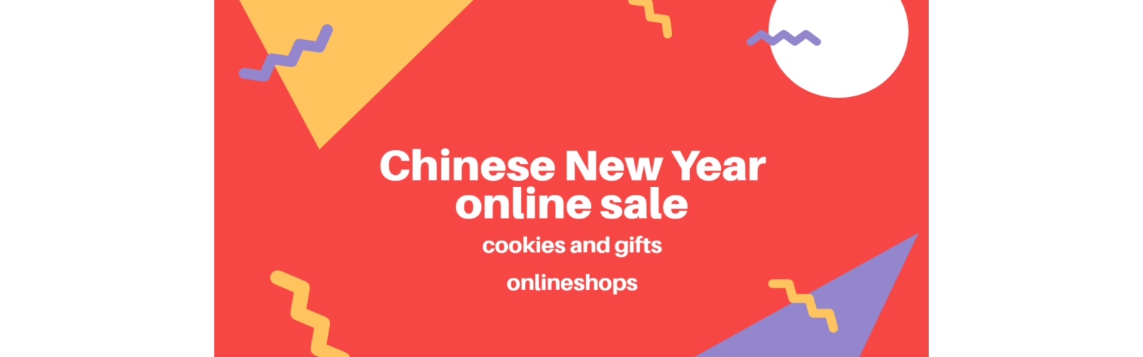 Chinese New Year Online Sales