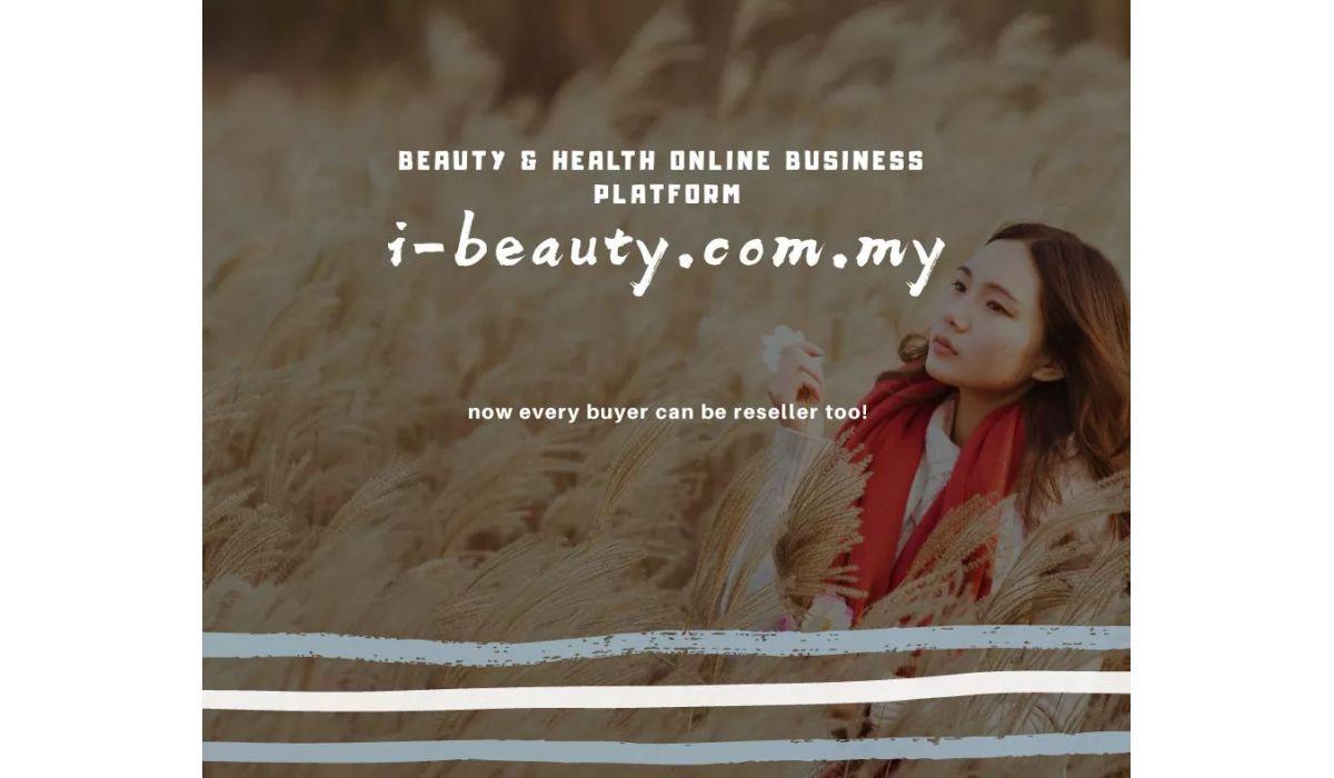 Ibeauty  [ Internet Beauty E-commerce ]
