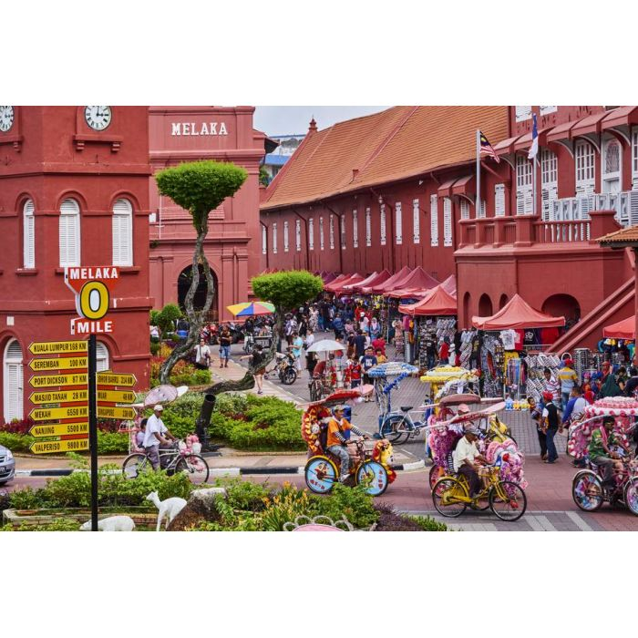 3 days 2 nights Legoland Malaysia and Malacca Tour