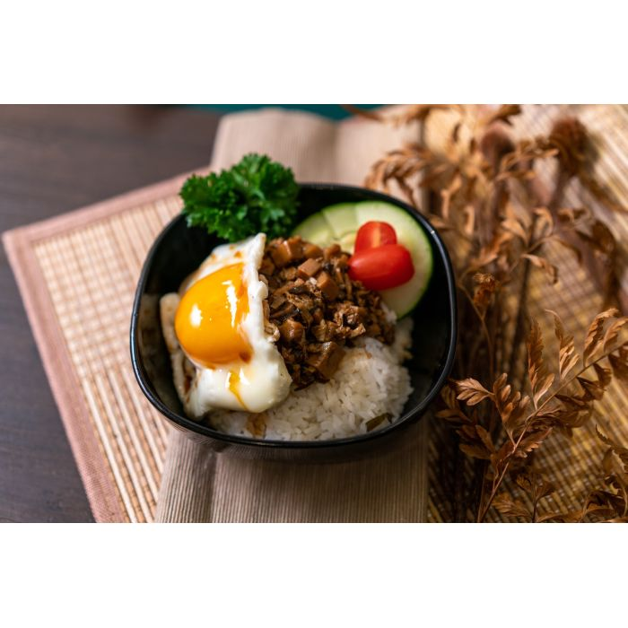 Braise Mushroom Rice