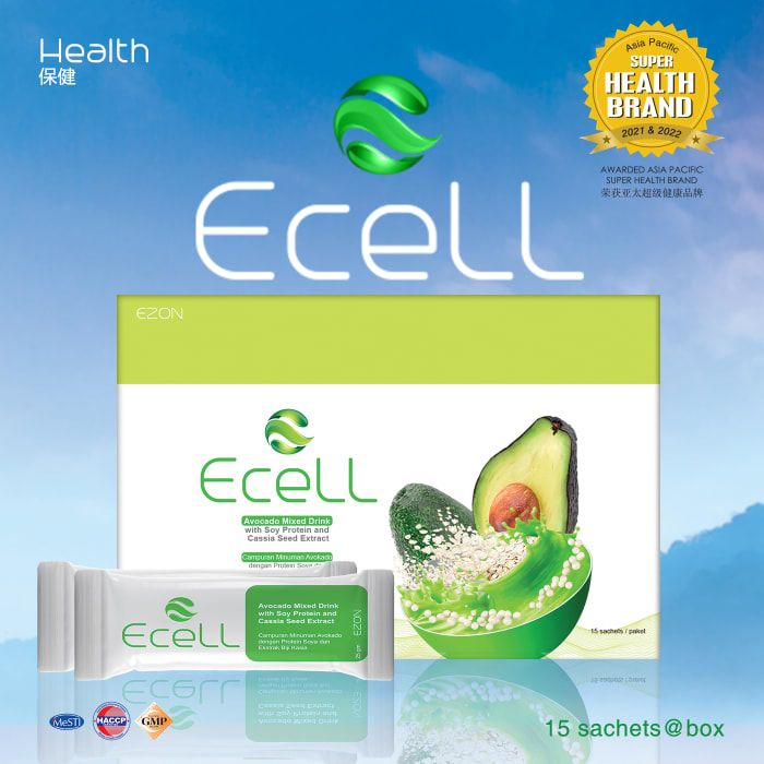 Ecell 营养代餐