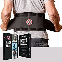 Old Bones Therapy Back Brace - Immediate Pain Relief for Lower Back Pain
