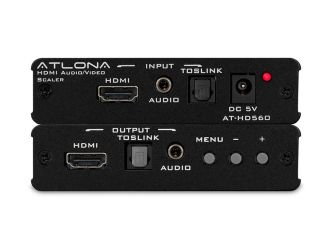 ATLONA HDMI AUDIO/VIDEO SCALER