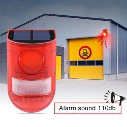 Solar Powered Motion Detection Alarm