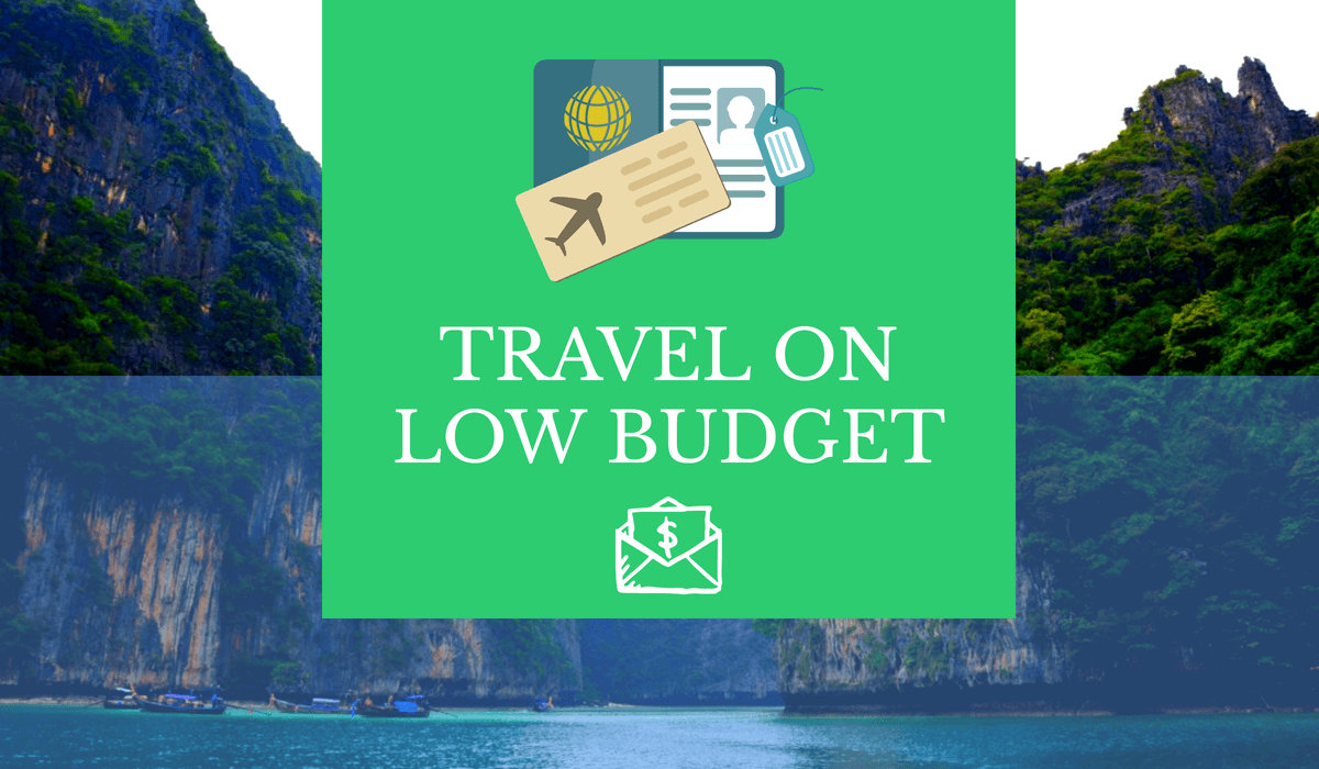 Travel on Low Budget
