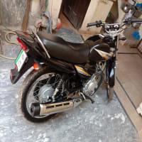 Yamaha YBZ 125 2019 model
