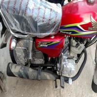 Honda 125cc 2017 model