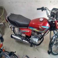 Honda 125 bike 2018