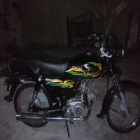 Superpower Sp 70cc bike