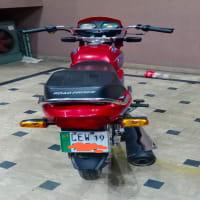 road prince 110cc  jackpot