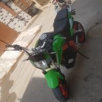 Rokk 150cc sports bike