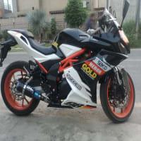 valentino 400cc sports bike