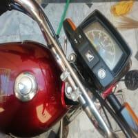 honda cd70 motorcycle